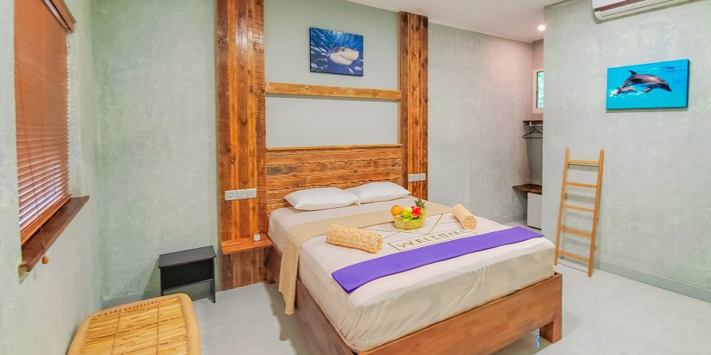 Dive Villa Standard Double Room
