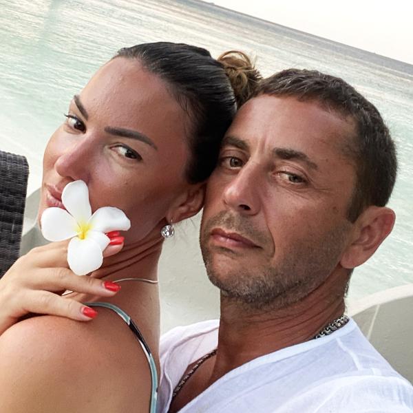 Dive Villa, Thoddoo; Anna & Daniel