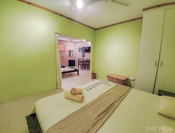 Rooms, Dive Villa Deluxe Room
