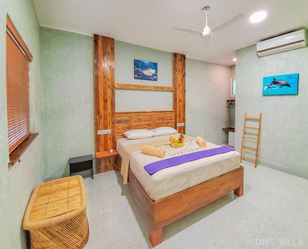 Rooms, Dive Villa Standard Double Room